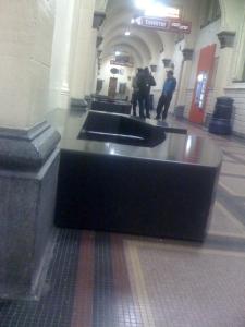 lege stationsgang