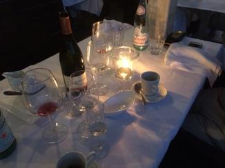 zo moet een tafel er uit zien